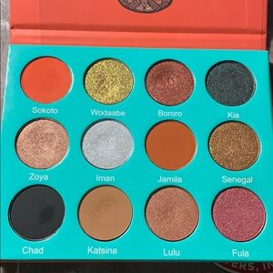 Other - Juvia's Place The Saharan Palette